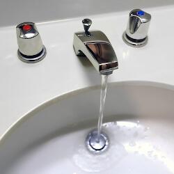 トイレの手洗い所の画像
