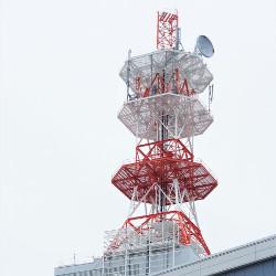 電波塔の画像