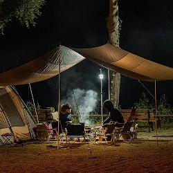 キャンプの画像