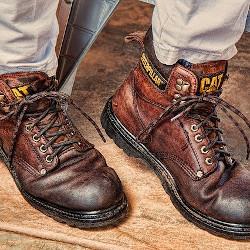 安全靴の画像