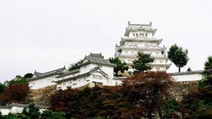 重要文化財・国宝にも指定の姫路城の画像